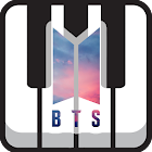 BTS Real Piano Tiles icon