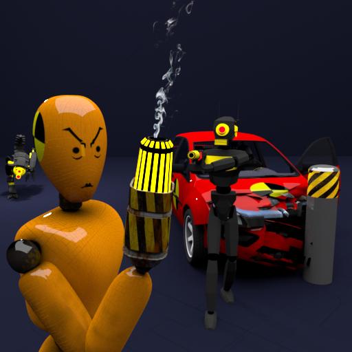Fiz , The Robot Car!