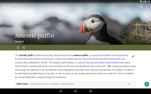 Wikipedia Beta Screenshot 9