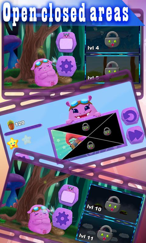 Poppet: magic miracle of fairy- screenshot