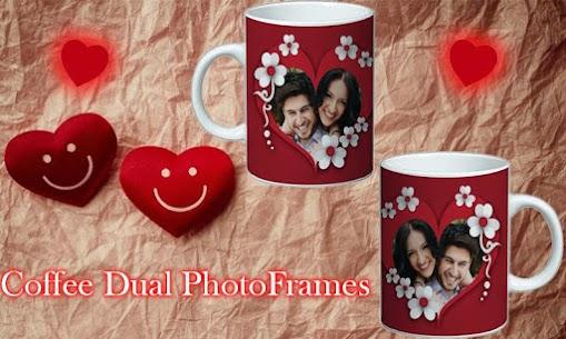 Mug Dual Photo Frame New: Tea & Coffee Cups Photos 4