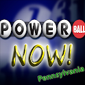 PowerBall Now PA results icon
