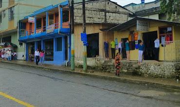 Photo: Street scene, Tena