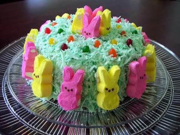 Angel Food Bunny Cake Recipe