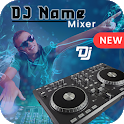 DJ Name Mixer Plus - Mix Your Name To Song icon