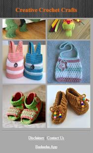 Creative Crochet Crafts - náhled