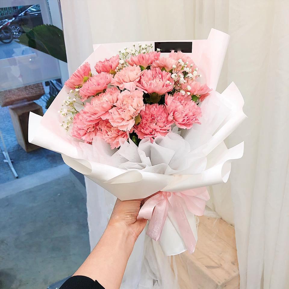 hoa cẩm chướng tặng mẹ