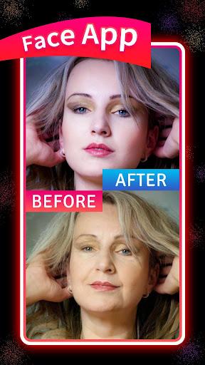 Old Age Face Camera App - Make me OLD Photo Editor App