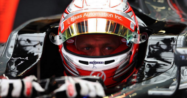 Skidt start for Magnussen i Malaysia!
