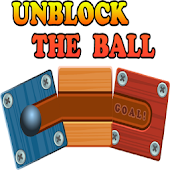 Unblock the Ball: Slide Puzzle