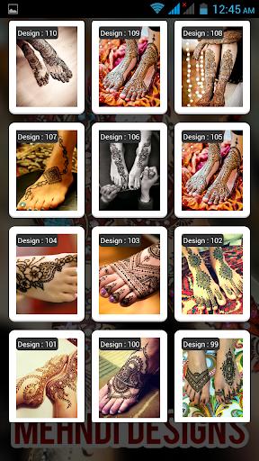 玩免費生活APP|下載Mehndi Designs app不用錢|硬是要APP