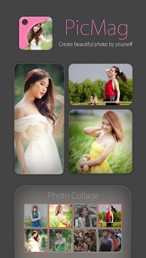 PicMag Studio - Collage Maker