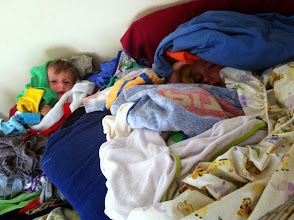 Photo: Brothers in Laundry