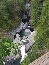 Photo: Sooke River