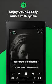 Musixmatch -  Lyrics & Music Screenshot 10