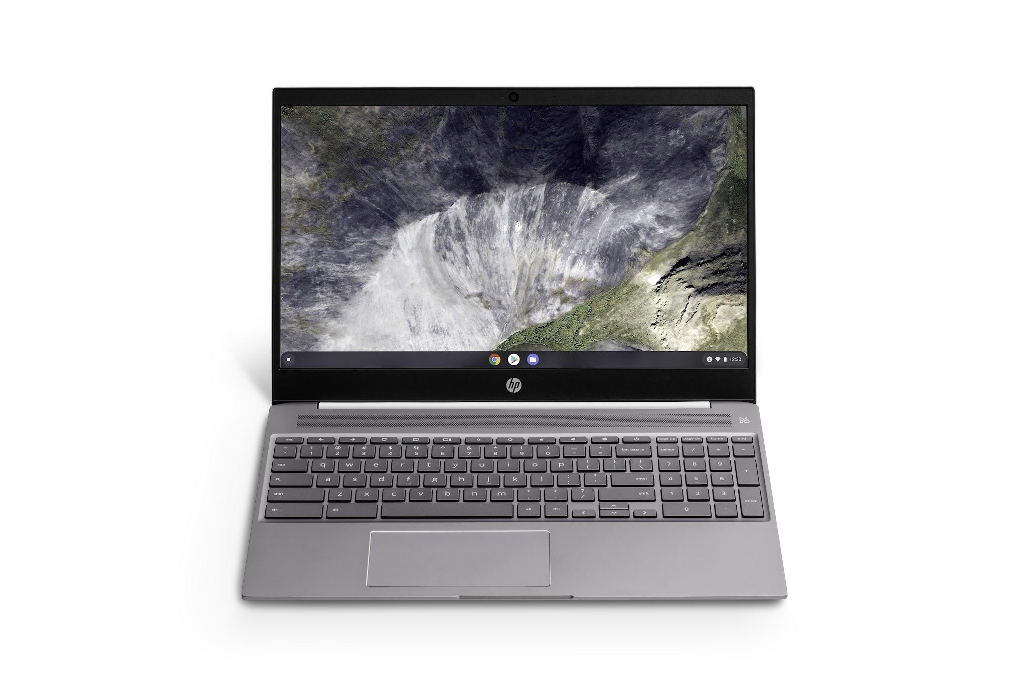 HP Chromebook 15 - photo 2