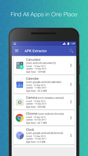 APK Extractor - Creator 1.2.7 screenshots 6