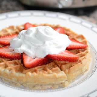 Best Ever Classic Waffles