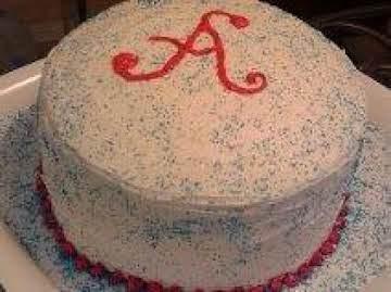 TRIPLE LAYER CHOCOLATE LATTE CAKE