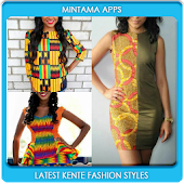 Latest Kente Fashion Style