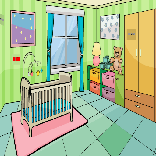 Cartoon Villa Escape