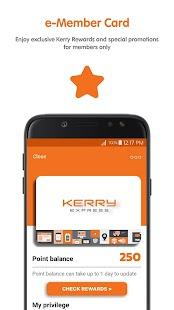 Kerry Express - náhled