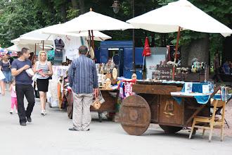 Photo: Day 81 - Craft Stalls in Belgrade