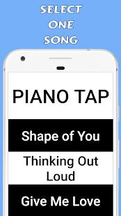 Piano Tap - Ed Sheeran Free - náhled