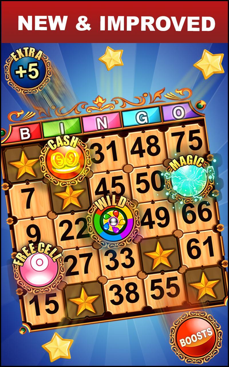 Bingo Bash screenshot #2