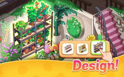 Ohana Island: Blast flowers and build screenshots 1