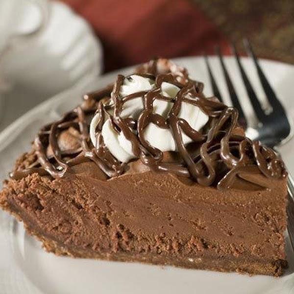 Chocolate Mousse Pie Recipe