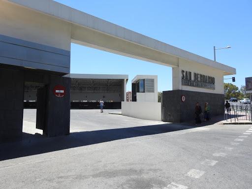 アルヘシラスバスターミナル