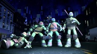 L'apparition des tortues