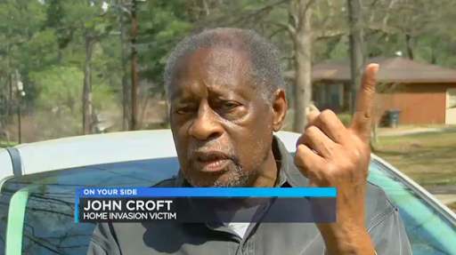 Black man stands his ground in Alabama
