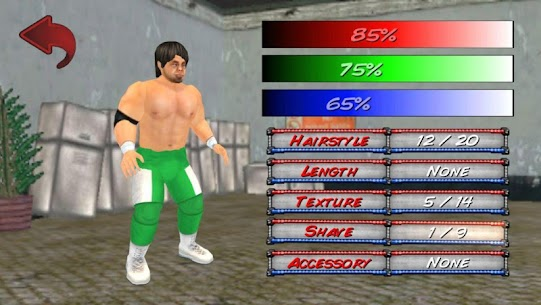 Wrestling Revolution 3D App Download For Android and iPhone 4