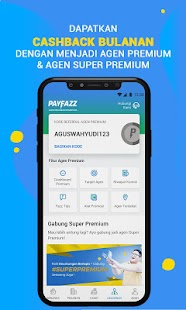 PAYFAZZ: Agen Pulsa, Top Up Go-Pay & PPOB Termurah Screenshot