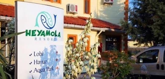 Heyamola Resort Otel Sinop