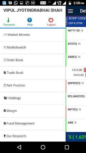 JeTrade screenshot 3