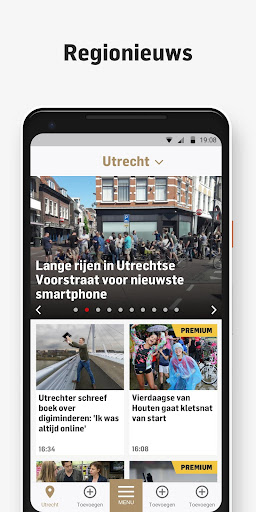 AD - Nieuws, Sport, Regio & Entertainment 5.1.13 app download 2