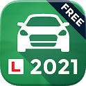 Driving Theory Test 2021 UK Free – Car theory icon