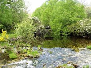 Photo: Ponte sobre o río Requeixo
