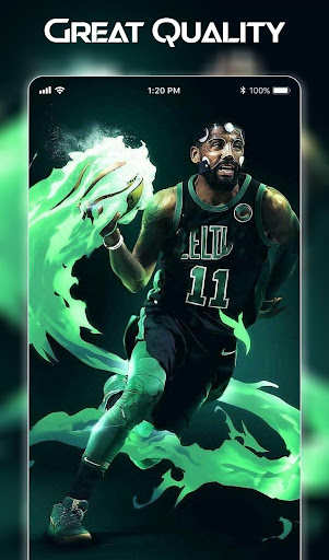 Nba wallpaper 5.0 screenshots 2