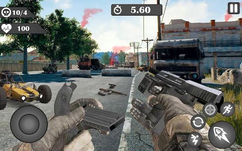 Special IGI Cover Firing Ops-Offline Battle - náhled