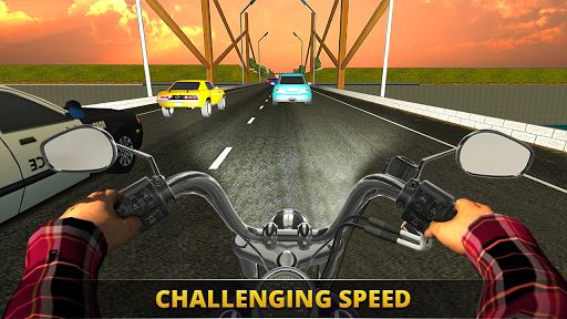 VR Ultimate Traffic Bike Racer 3D  screenshots 14
