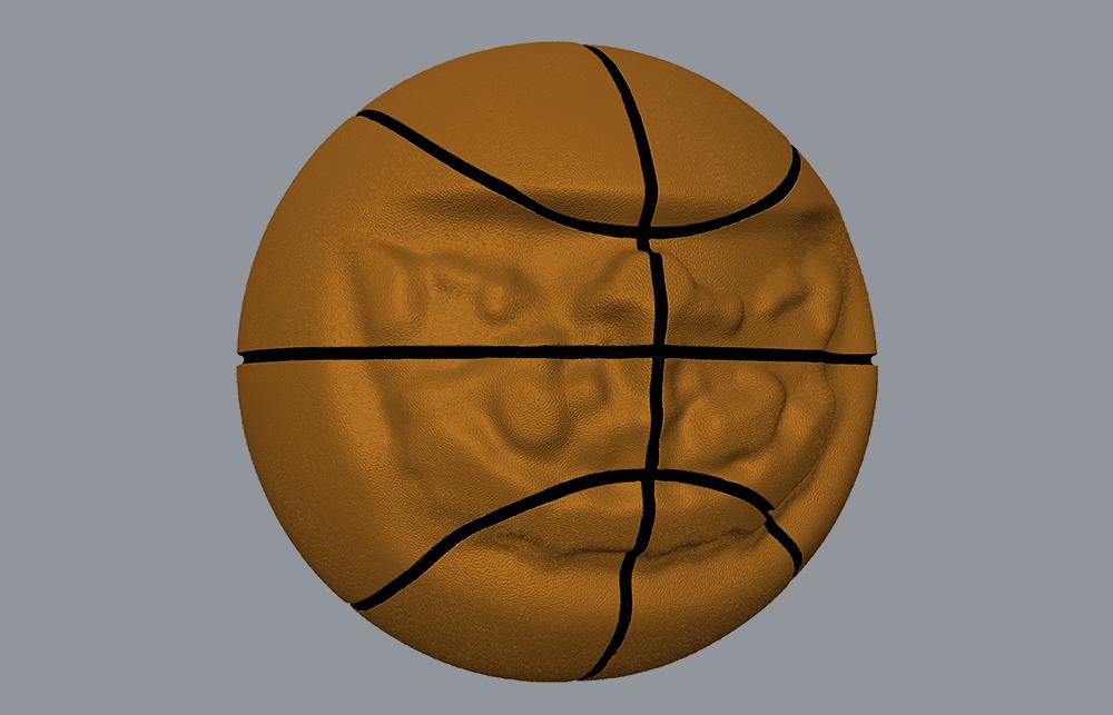 Full-color rendering