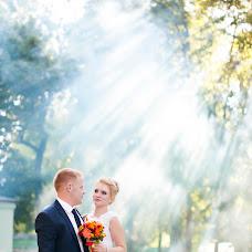 Wedding photographer Natalya Nikitina (PNfoto). Photo of 16.09.2016