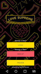LOVE SUPREME FESTIVAL- screenshot thumbnail