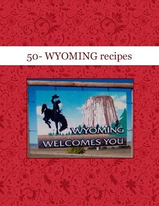 50- WYOMING  recipes
