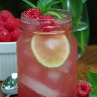 Raspberry Vodka Mojito Recipe