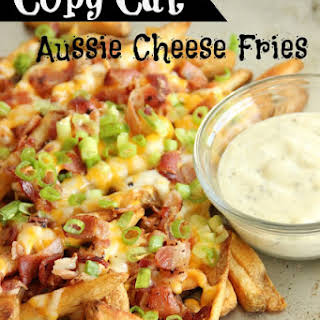 Copycat Outback Aussie Cheese Fries.